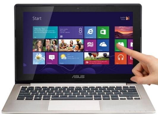 Laptop Layar Sentuh Terbaru