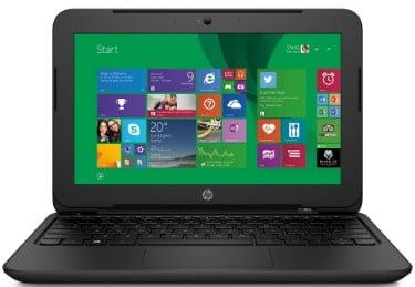 HP 11-f006tu Black