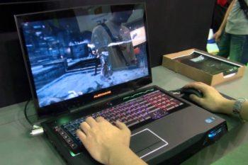 Harga Laptop Dell Alienware