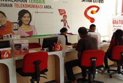 Service Center Smartfren