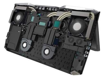 Spesifikasi Acer Predator 21 X