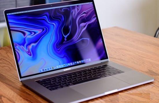 Desain Layar Macbook Pro 15Inch 2018