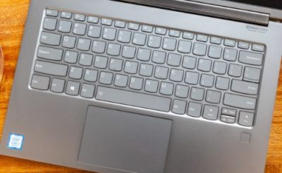 Keyboard dan Touchpad Yoga C930