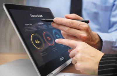 Gambar Asus Chromebook
