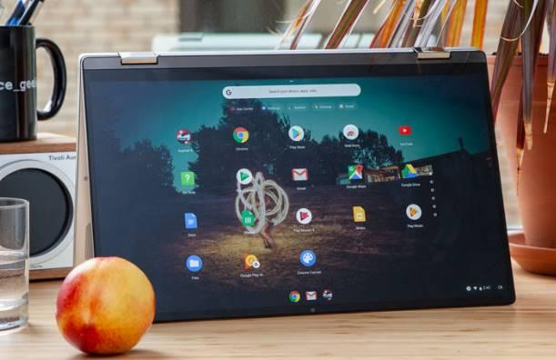 Spek Asus Chromebook Flip C434