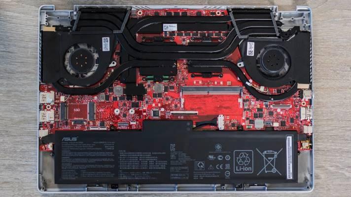Spec Laptop Asus ROG Ziphyrus G14