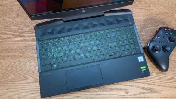 Review HP Gaming Pavilion 15-dk0046nr Indonesia