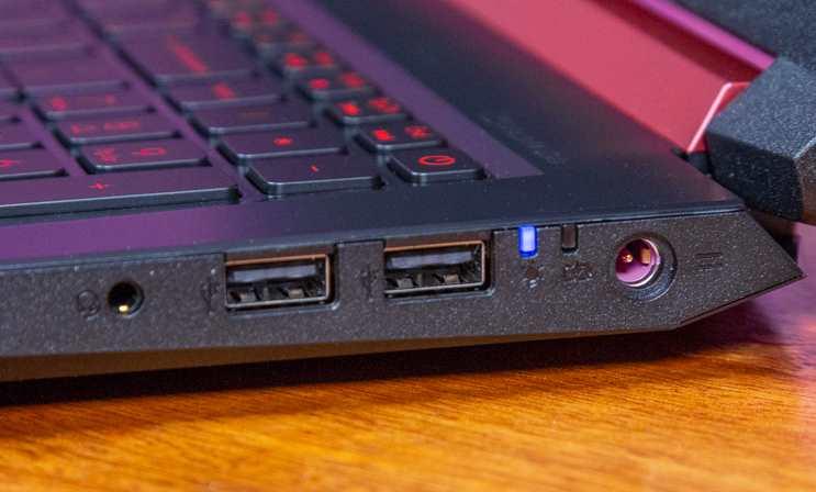 Specs laptop acer nitro 5