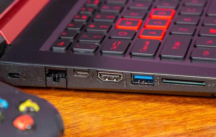 Spesifikasi laptop acer nitro 5
