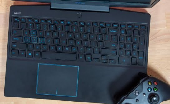 laptop gaming merk dell terbaru