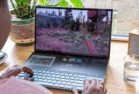 Asus ZenBook Pro Duo core i9