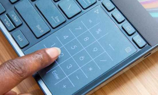 Numpad Asus ZenBook Pro Duo