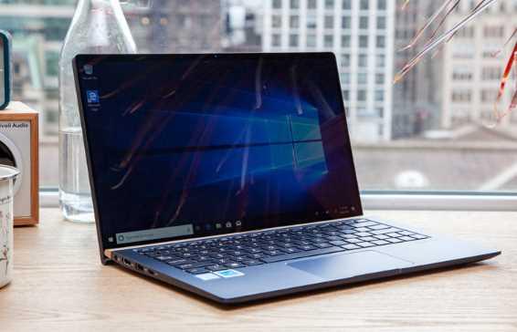 Specs Asus ZenBook 13 UX333FA