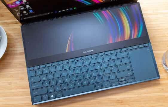 Specs Asus ZenBook Pro Duo