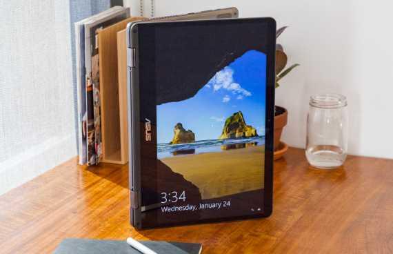 Spek Asus ZenBook Flip 14