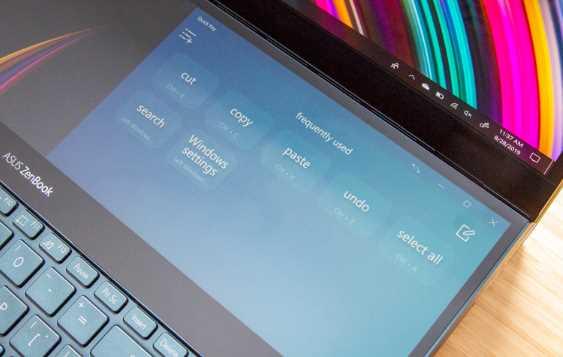 Spek Asus ZenBook Pro Duo