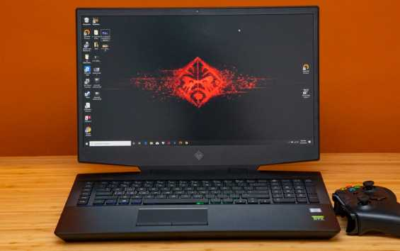review HP Omen 17