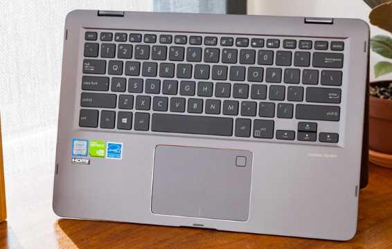 spesifikasi Asus ZenBook Flip 14