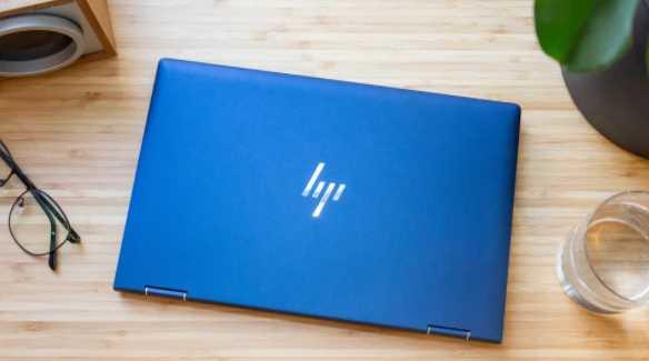 Laptop 2 in 1 Merk HP