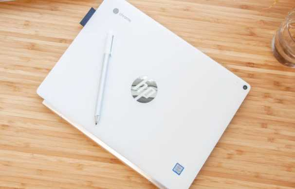 Review HP Chromebook X2