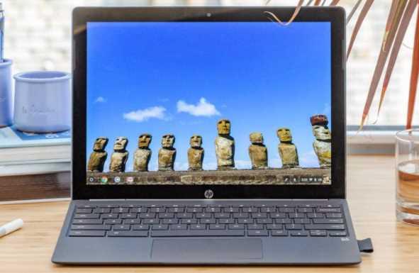 Ulasan HP Chromebook X2