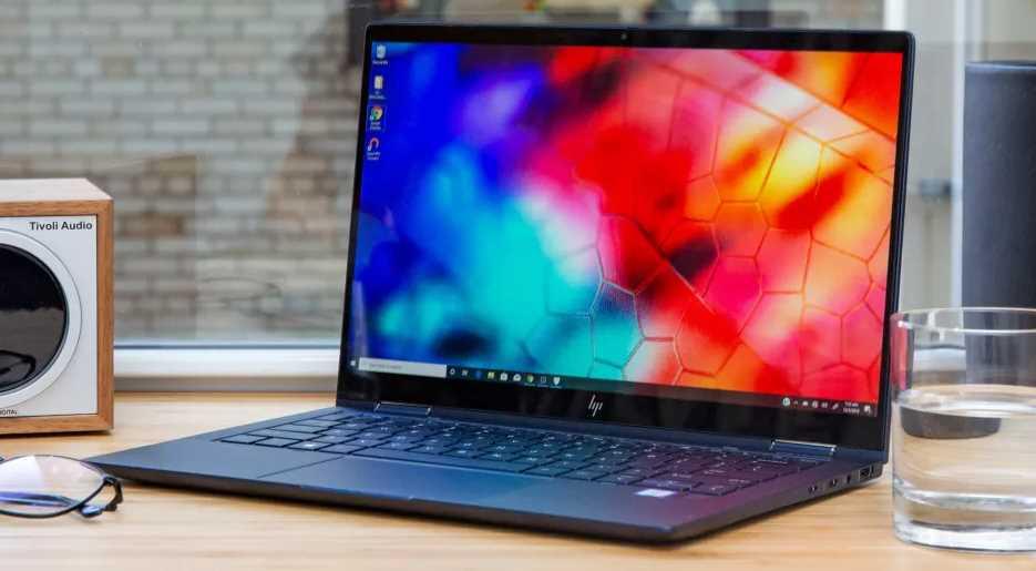 HP Spectre x360 13 (Akhir 2019)
