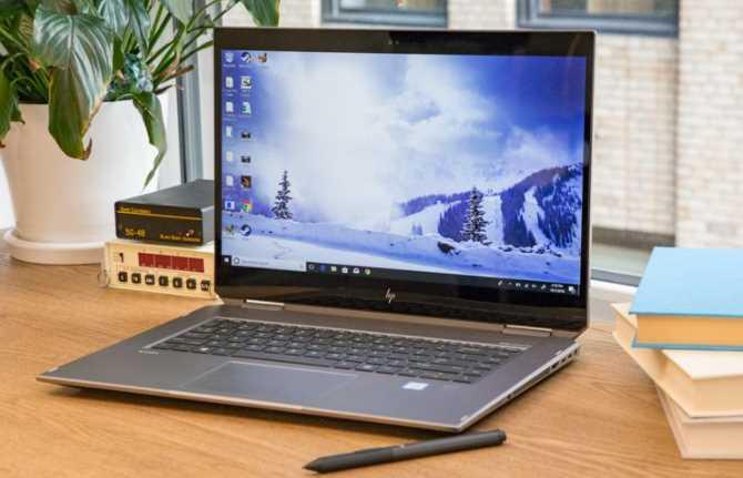 Price HP ZBook Studio x360