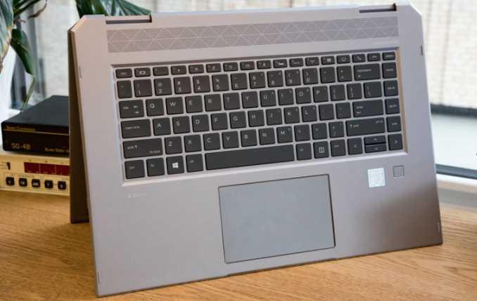 Specs HP ZBook Studio x360