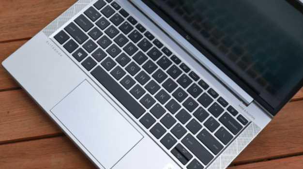tampilan EliteBook 830 dan EliteBook 840 G7