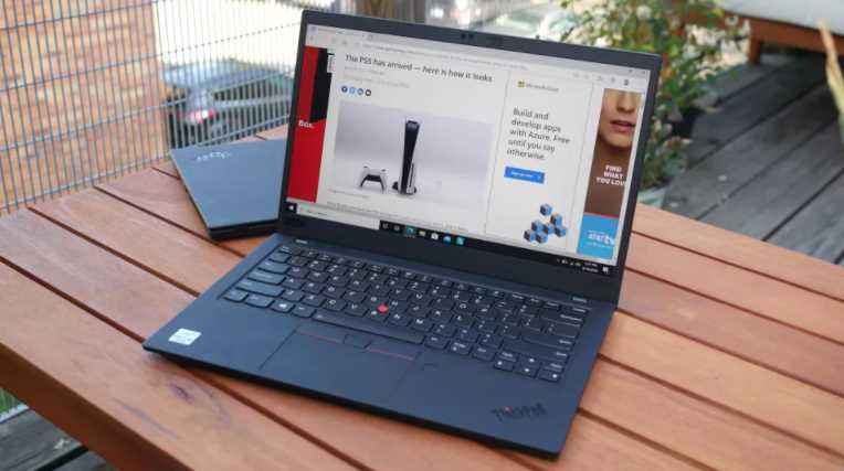 Gambar Lenovo ThinkPad X1 Carbon