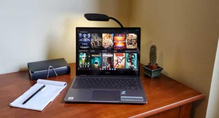 Harga Acer Chromebook Spin 713