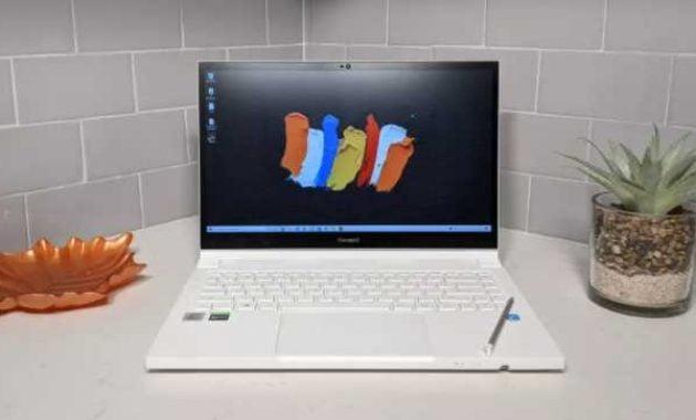 Harga Laptop Acer ConceptD 3 Ezel