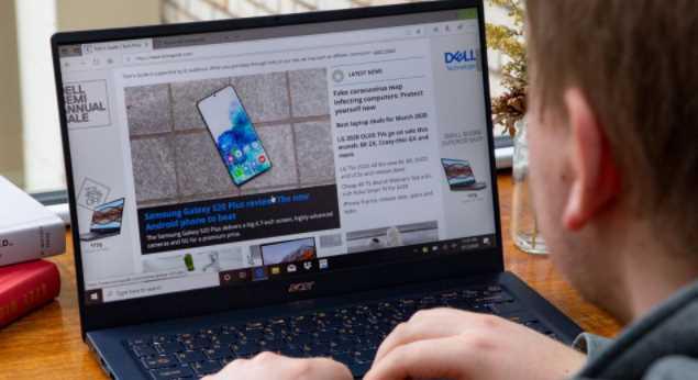 Harga Laptop Acer Swift 5