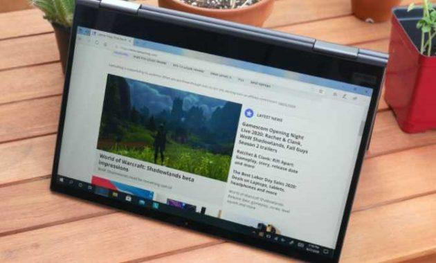 Harga Lenovo ThinkPad X1 Yoga