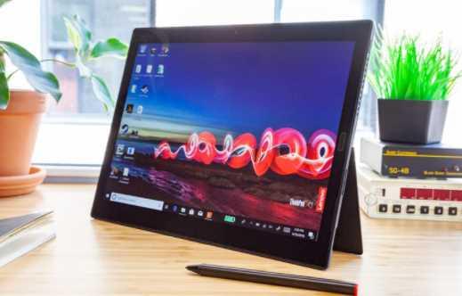 Review Tablet Lenovo ThinkPad X1