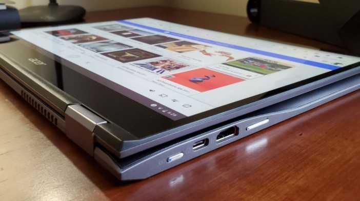 Specs Acer Chromebook Spin 713