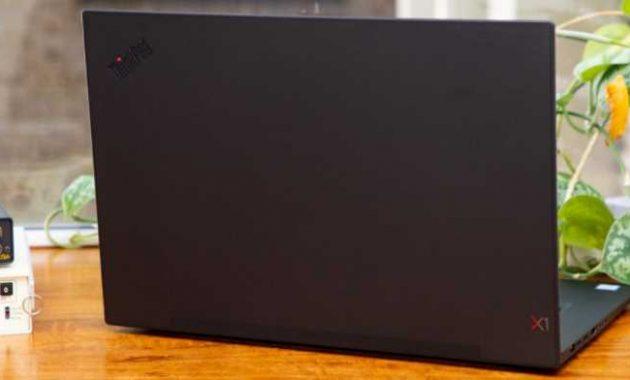 Specs Lenovo ThinkPad X1 Extreme
