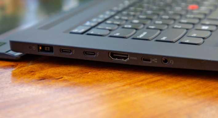 Specs laptop Lenovo ThinkPad X1 Extreme
