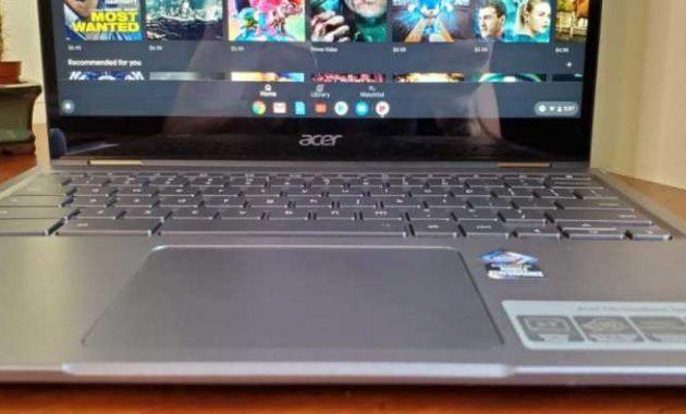 Spek Acer Chromebook Spin 713