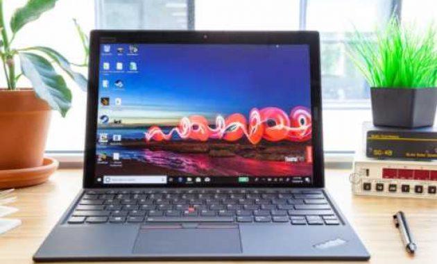 Spesifikasi Tablet Lenovo ThinkPad X1
