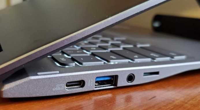 Ulas Acer Chromebook Spin 713