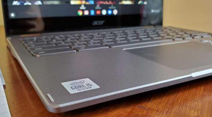 Ulasan Acer Chromebook Spin 713
