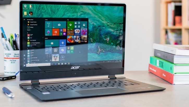 Ulasan Acer Swift 7