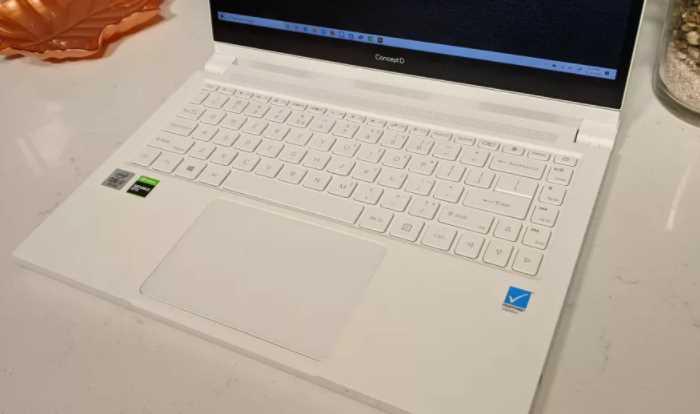 Ulasan Laptop Acer ConceptD 3 Ezel
