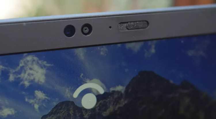 Webcam Lenovo ThinkPad X1 Carbon