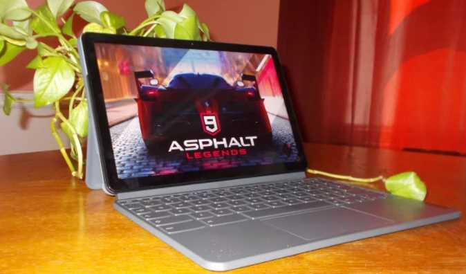 harga laptop Lenovo Chromebook Duet indonesia
