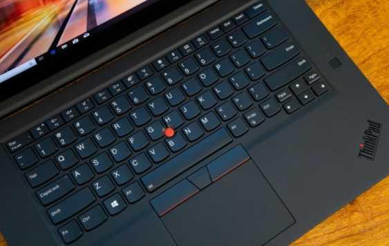 leptop Lenovo Thinkpad P1