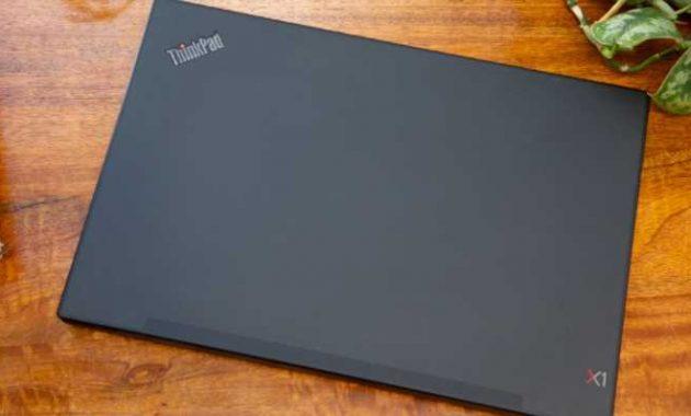 spesifikasi Laptop Lenovo ThinkPad X1 Extreme