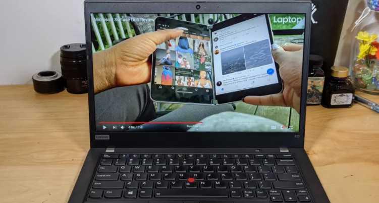 spesifikasi Lenovo ThinkPad X13 (AMD)