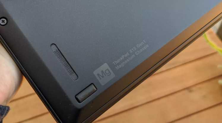 spesifikasi lengkap Lenovo ThinkPad X13 (AMD)